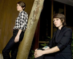 Tegan & Sara: understated sophistication