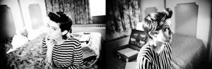 Tegan & Sara rockin' the quifs!
